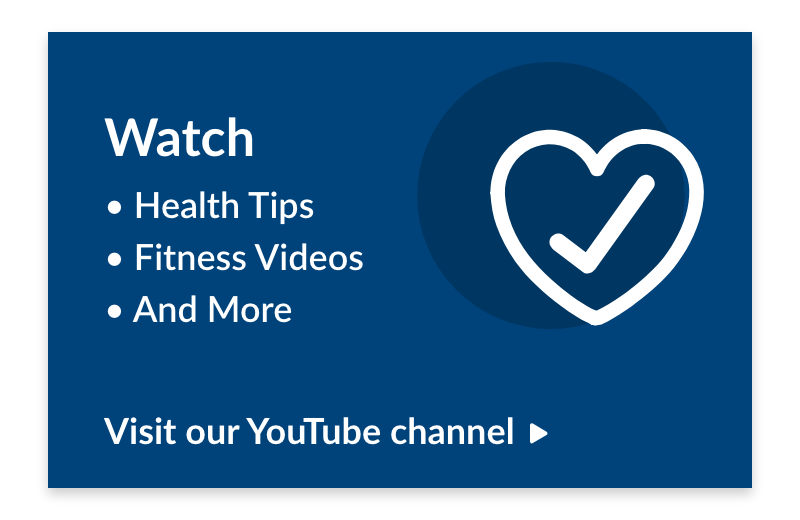 Watch Health Tips, Fitness Videos and More